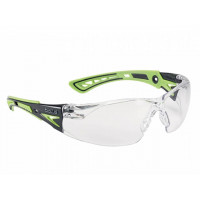 Очки Bolle Rush+ (Зеленые дужки)