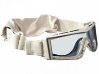 Тактические очки Bolle X810 (Песочная оправа)