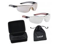 Тактические очки Bolle Gunfire KIT (Две линзы)