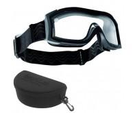 Тактические очки Bolle X1000DE (Двойная линза)