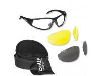 Тактические очки Bolle Rogue KIT (Комплект три линзы)